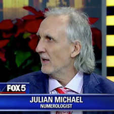 Julian Michael on FOX 5 with Rosanna Scotto
